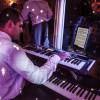 Klassischer Klavier Klang gemixt mit funky Synth-Sounds